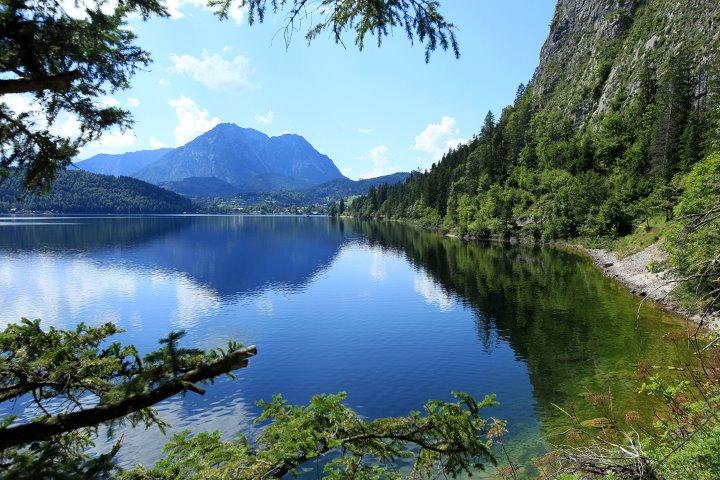Laghi e fiumi austriaturismo for Disegni di laghi