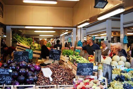 Riapre oggi il mercato di mezzo - Il mercato della piastrella moncalieri orari ...