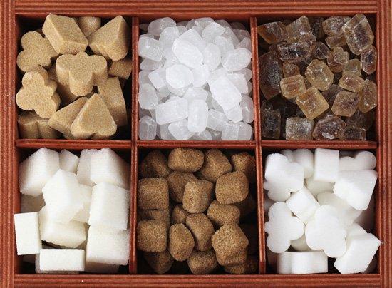 zucchero zuccheri