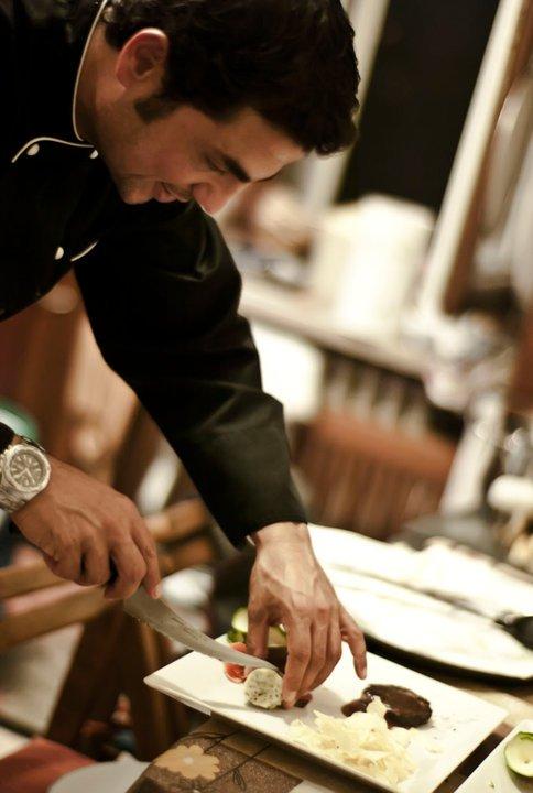 Lmparo a cucinare con il mio chef via for Cucinare da chef