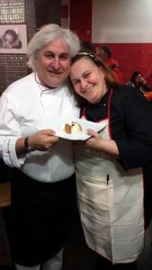 Enzo Crivella ed Helga Liberto