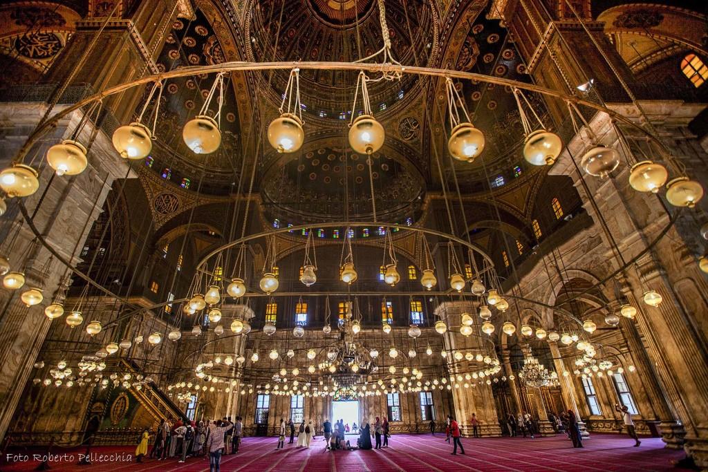 Moschea della Cittadella del Cairo