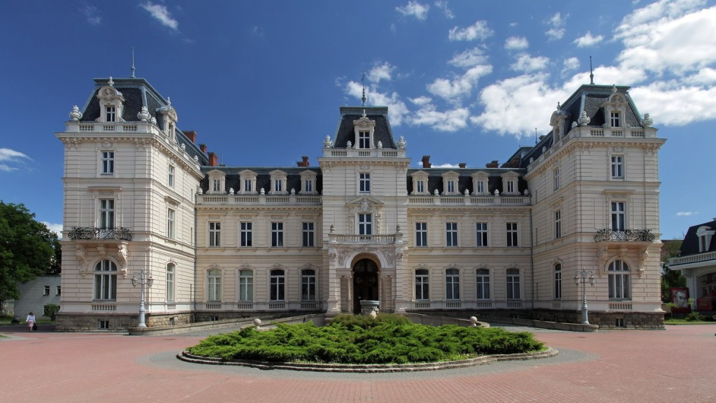 2 Leopoli Palazzo del conte Potockis