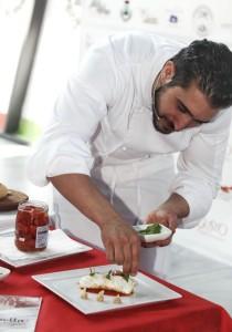 chef Vincenzo Del Sorbo - ristorante Pompeo Magno (1)