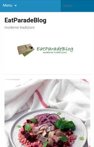 EAT PARADE BLOG by Rosmarinonews
