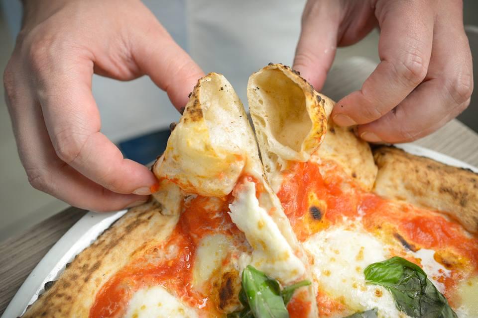 cornicione pizza iPATRIZIO