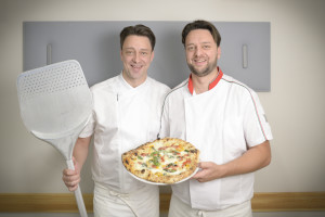 da sinistra Sabatino e Mirko Patrizio