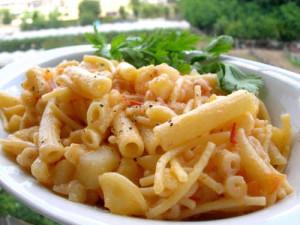 pasta-patate