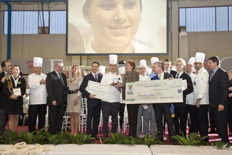 """Gran Trofeo della Ristorazione. Trionfa l'IIS """"Bartolomeo Scappi"""" di Castel San Pietro Terme"""