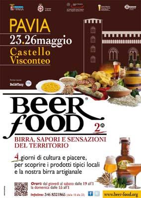 BEERFOOD. Il paniere pavese tra birra artigianale e gusti italiani