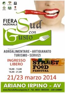 Sud con Gusto-Street food festival