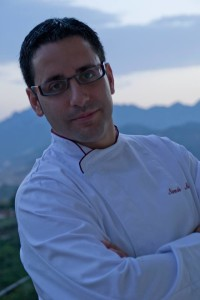 Lo chef Nando Melileo