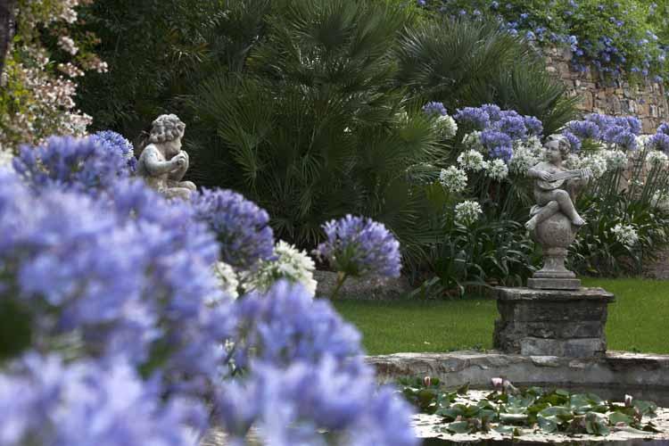 Luoghi incantati. Aperti al pubblico i Giardini di Villa della Pergola ad Alassio