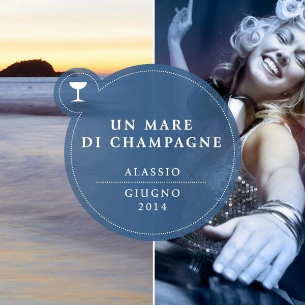 Un Mare di Champagne. Oltre 90 etichette e tanti eventi dal 15 al 22 giugno