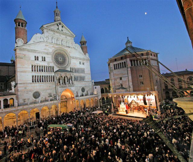 Festa del torrone di Cremona. 17 edizioni, 9 giorni, 160 eventi
