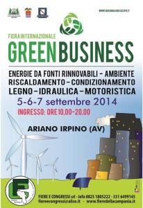 Locandina Green Business
