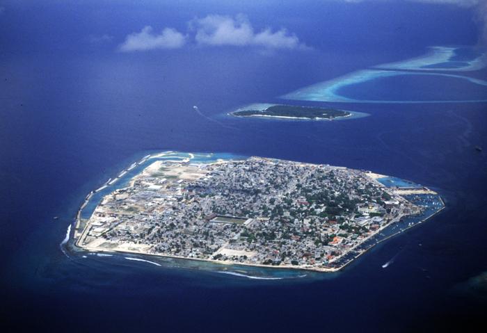 PRIGIONE MALDIVE