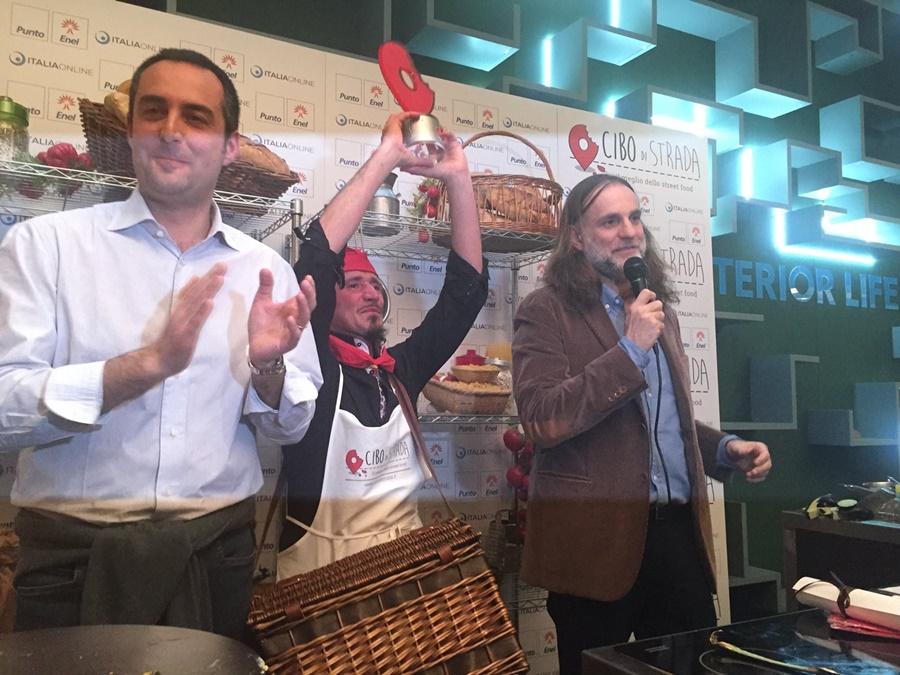 Il vincitore_Nino 'U Ballerino