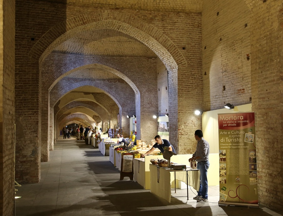 scuderie Castello Sforzesco Vigevano