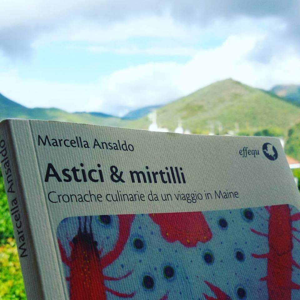 """LIBRI. """"Astici&Mirtilli"""" per viaggiare tra il Maine ed il Giglio"""