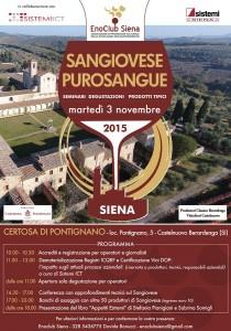 SANGIOVESE PUROSANGUE