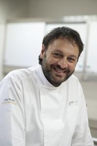 Chef Ugo Alciati, Guido Ristorante presso Tenuta di Fontanafredda - Serralunga d'Alba 12050