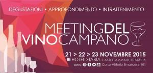 MEETING VINO CAMPANO 2015
