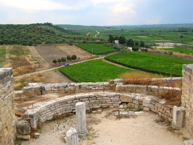 Sito Archeologico di Canne