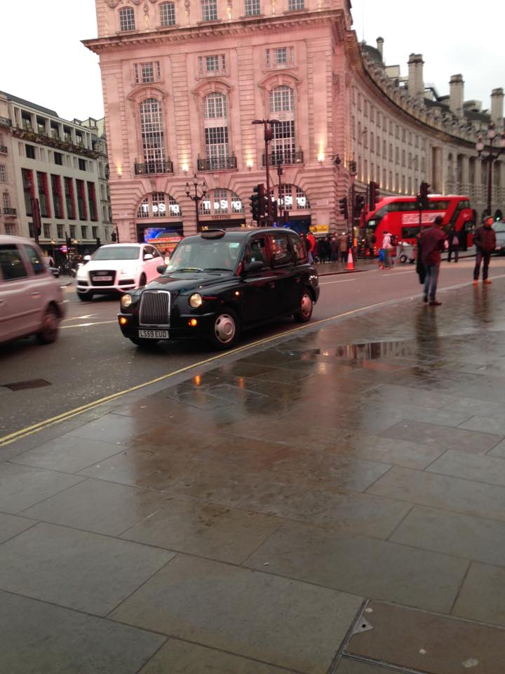 Londra-Piccadilly