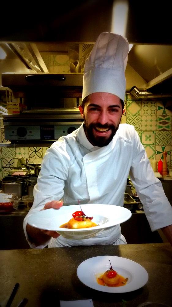 Lo chef del Vinile, Angelo Borghese