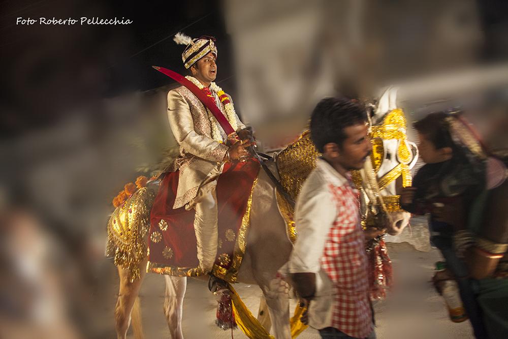 Scene da un matrimonio in Rajasthar