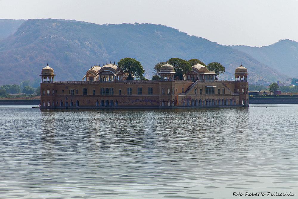 Viaggio in India - Casa di caccia a Jaipur