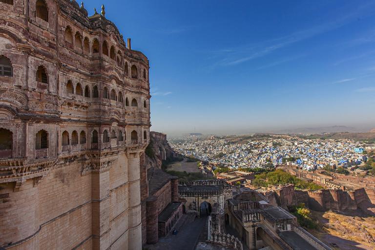 VIAGGIO in INDIA: capitolo II. Il Rajasthan e le sue città