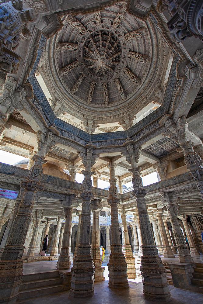 Tempio Jahinista di Ranakpur