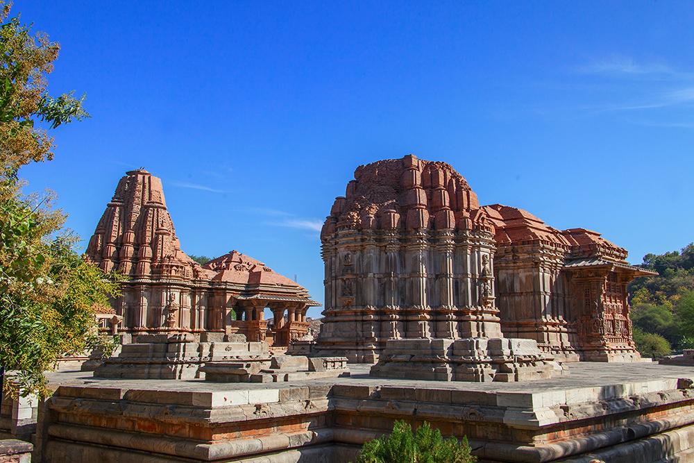 Templi vic Udaipur