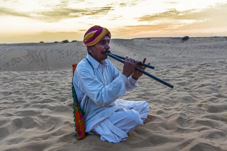 VIAGGIO in INDIA: capitolo VI. Il Rajasthan e la sua gente