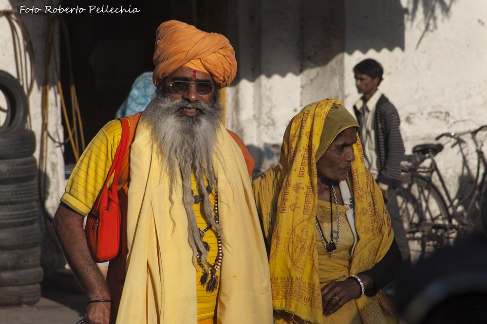 Viaggio in India - Indiani