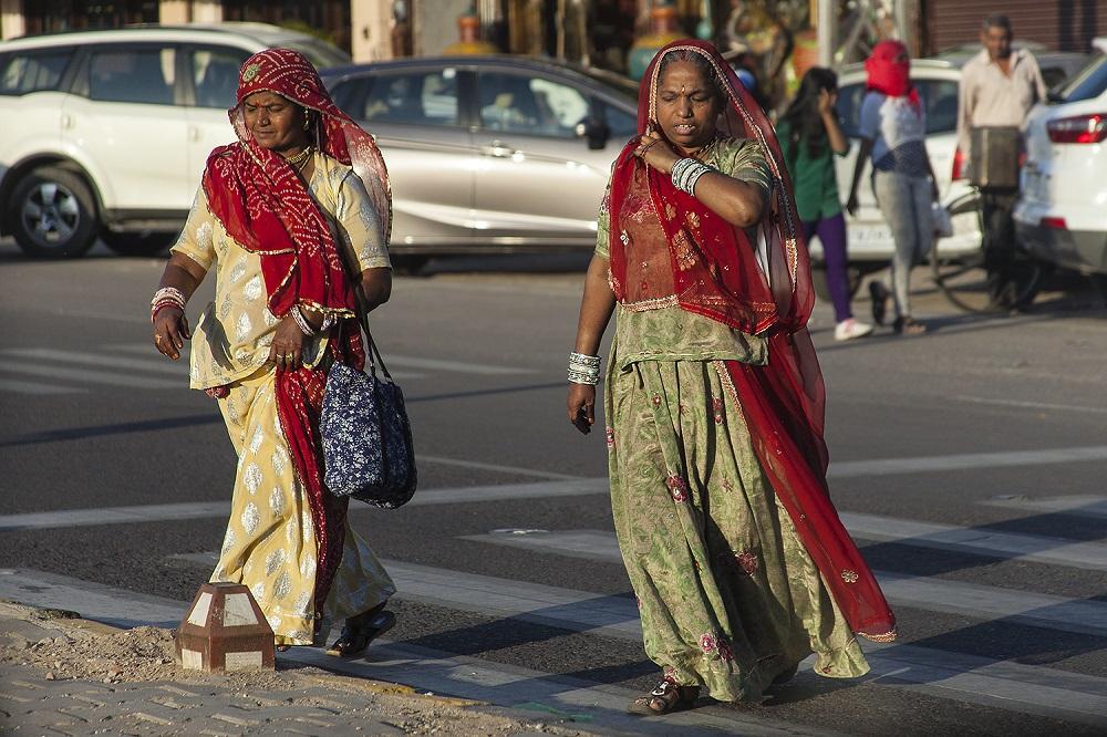 Viaggio in India - donne
