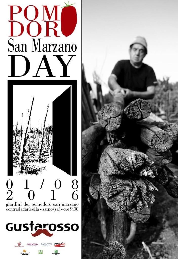 1 agosto Pomodoro San Marzano Day con Danicoop