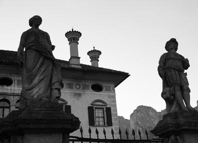 Palazzo Crotta De Manzoni di Agordo