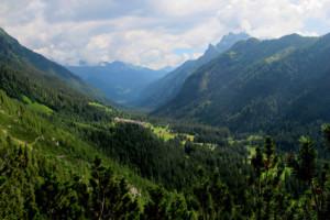 Valle di Gares (Canale d'Agordo)