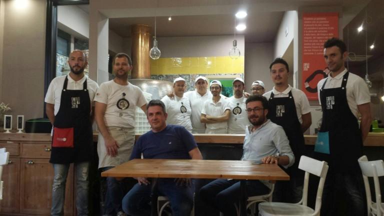 DaZero fa il bis… Le sue pizze di territorio sbarcano ad Agropoli