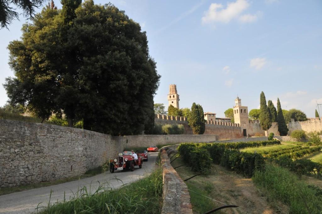 Castello di San Salvatore in Susegana