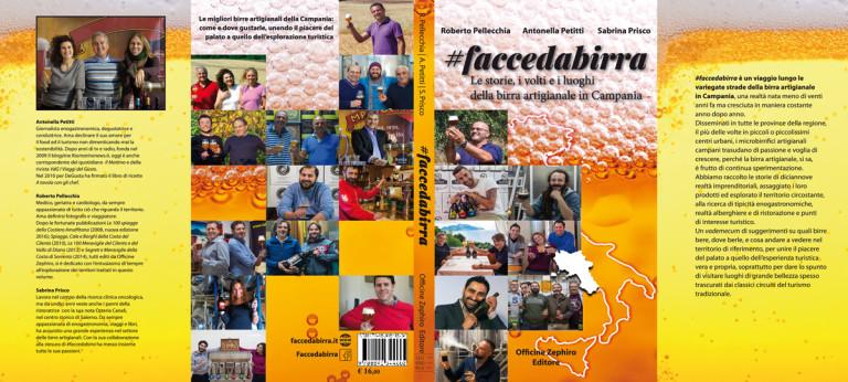 A Sorrento la presentazione di #faccedabirra: in un libro, la Campania della birra artigianale