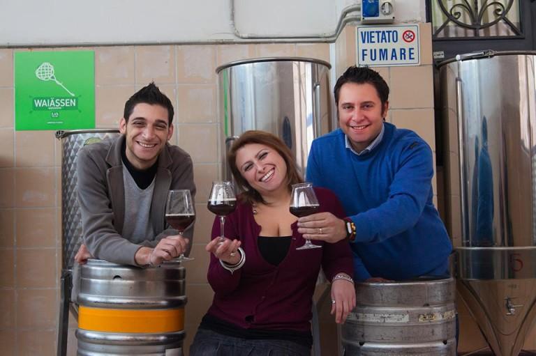 Birrificio Flegreo compie un anno e festeggia con #faccedabirra