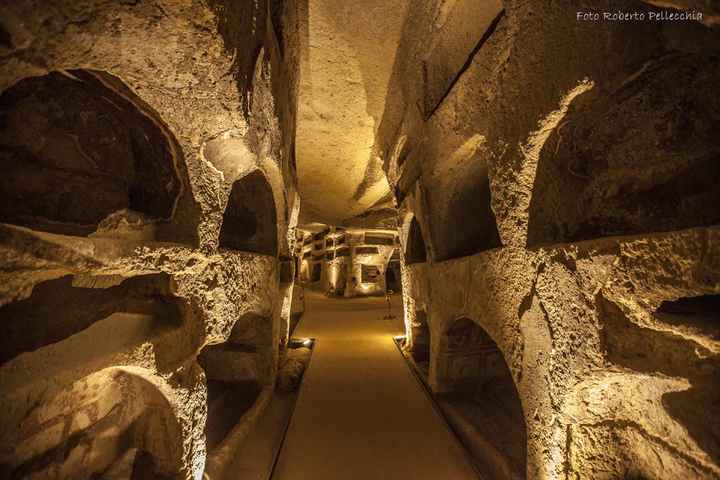 Catacombe San Gennaro0