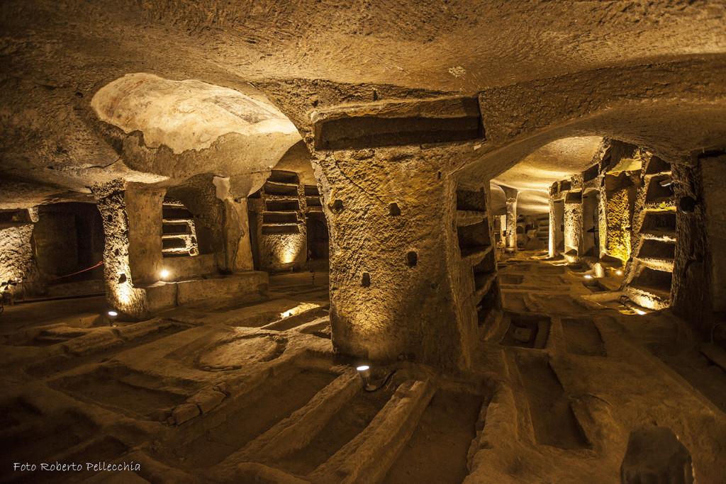 Catacombe San Gennaro1