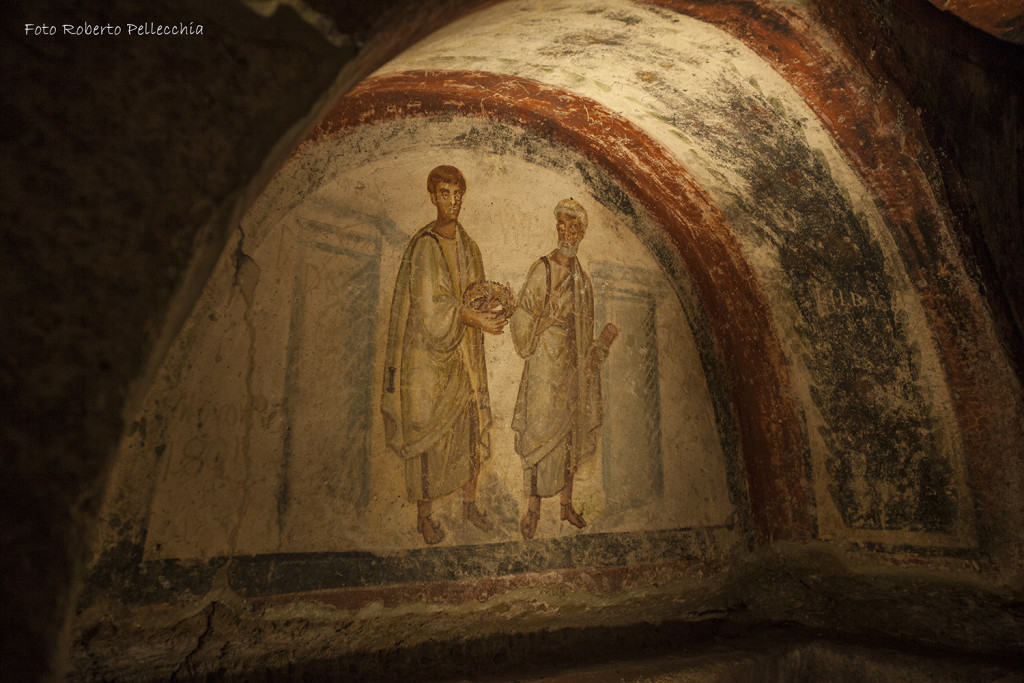Catacombe San Gennaro2