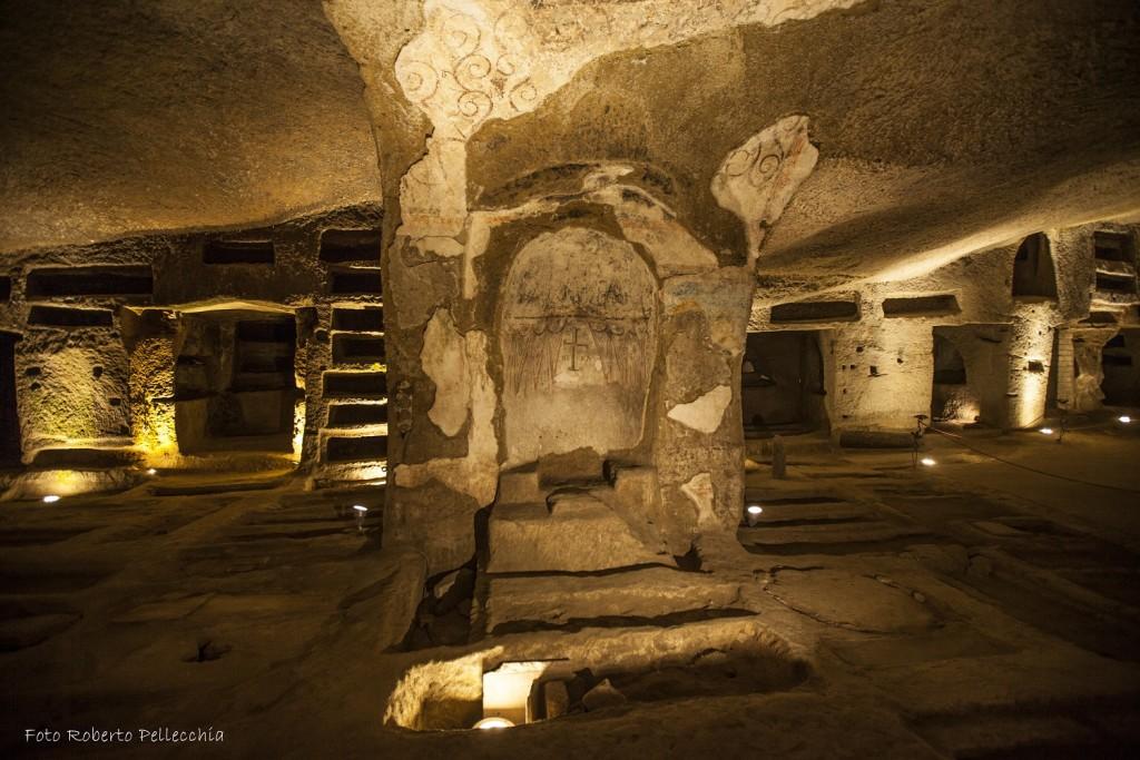 Catacombe San Gennaro3