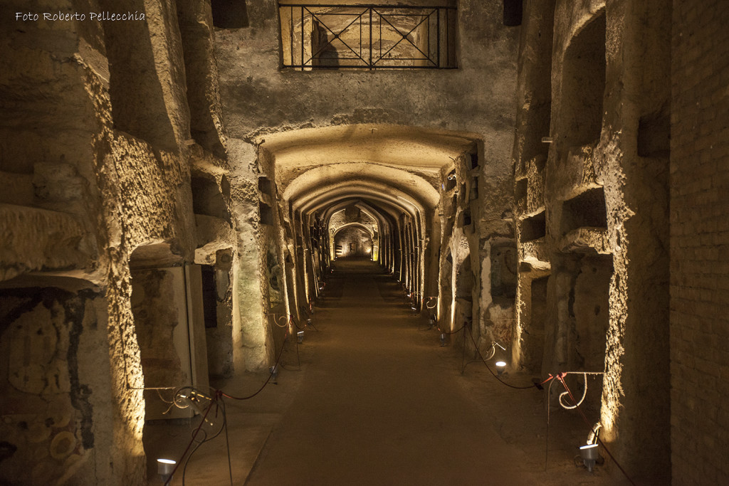 Catacombe San Gennaro7
